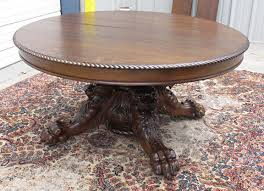 antique quarter sawn oak dining table and chairs. antique quarter sawn oak dining table and chairs o