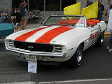 chevrolet camaro rs 1969. 1969 chevrolet camaro indianapolis 500 pace car included the rs u0026 ss options rs