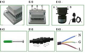 pir floodlight wiring diagram images uk wiring diagram for outdoor flood light wiring diagram diagrams