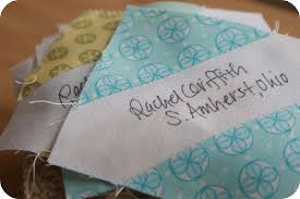Your Signature Quilt Block | FaveQuilts.com & Your Signature Quilt Block Adamdwight.com