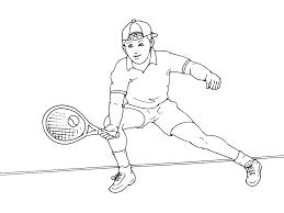 Coloriage Sport