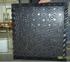 cooling tower infill pvc fill 1