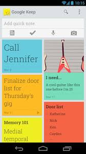 Cool Memos Google Keep For Notes Memos And Ideas Best Kept In The Cloud
