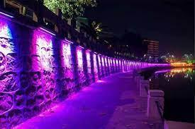 rgb dmx led wall washers zled lighting