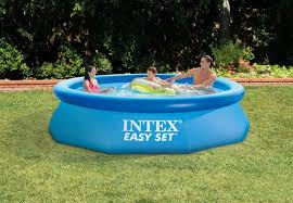 easy set® above ground pools store intex 10ft x 30in easy set pool set