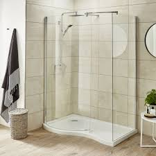 ... Terrific Shower Doors For Walk In Shower Walk In Shower With Seat Black  Towel ...