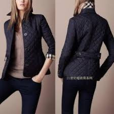 women quilted jacket for sale - iOffer & women's classic quilted jacket coat Adamdwight.com