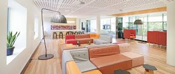Organisations Are Heavily Investing In Designing \u0027beautiful\u0027 Spaces To  Boost Innovation And Maximise Collaboration, As The Office Becomes More Important Collaborative 320 Bond University