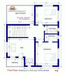750 Sq Ft House Plan Indian Style Ehouse Homes Pinterest