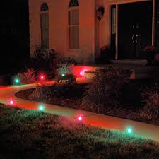 C9 Pathway Lights Electric Pathway Led Kit C9 Red Green 8l