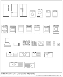 floor plan symbols stairs. Kitchen Floor Plan Symbols Appliances Fresh Free Cad Blocks \u2013 02 Of Stairs
