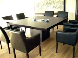 dining table seat 8 medium size of square for