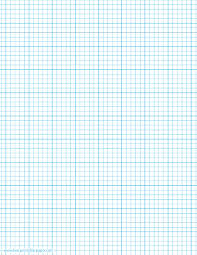 Printable Graph Paper 5 Squares Per Inch 5 X 5 Graph Ruled