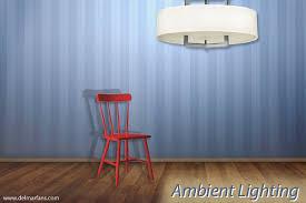 ambient lighting fixtures. Ambient Lighting Over A Chair In Room Fixtures 3