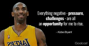 Kobebryantquotenegativethingsareopportunities Goalcast Stunning Kobe Bryant Quotes