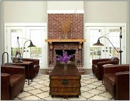 fireplace color living room with brick fireplace paint colors red brick fireplace living room color fireplace