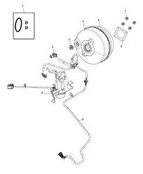 2017 chrysler pacifica booster pump vacuum power brake diagram i2342461