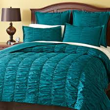 Turquoise Bedding | Decor by Color & Truffle Quilted Bedding Adamdwight.com