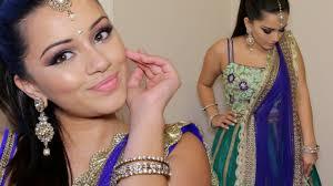 bright diwali indian makeup tutorial 2016 kaushal beauty audiomania lt