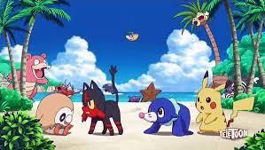 Pokemon sun and moon episode 5 English dubbed (season 20) - video  Dailymotion