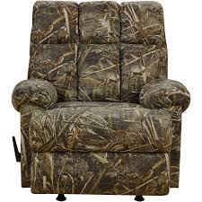 Furniture Unique Pattern Sofa Decor Ideas With Camouflage - Swivel recliner chairs for living room 2