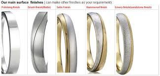 gold plated titanium wedding band. 18k rose gold plated wedding rings, spikes titanium jewelry band