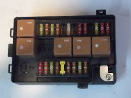 707 jaguar 98 99 00 xk8 xkr part number ljb 2822 db fuse box hh image is loading 707 jaguar 98 99 00 xk8 xkr part