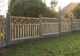 panel fencing kdm fencing panels