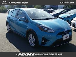 2018 New Toyota Prius c Four at Kearny Mesa Toyota Serving Kearny ...