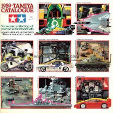 tamiya catalog 1989 1