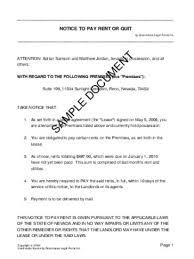 Rent Notice Letter Rent Demand Letters Florida Saydah Law Firm