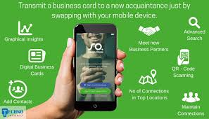Digital Business Card Digital Business Card App A Revolution In The Modern Business World