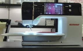 Bernina 780 Sewing And Embroidery Machine