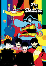 the beatles yellow submarine poster unique gifts on ify