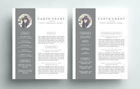 Amazing Resume Templates Unique BistRun Unique Resume Templates Professional Graphic Designer