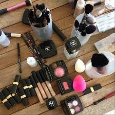 bag celebrity makeup artist beau