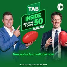 Inside 50 with Crawf & Quinny