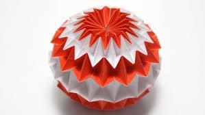 Origami Magic Ball (Dragon's Egg by Yuri Shumakov)