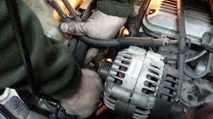 How To Easy way Remove Replace Serpentine Belt Ten - YouTube