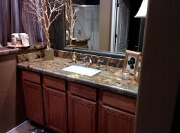 Granite Bathroom counter Tops