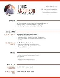 Resumes Templates Online Customize Resume Templates Online Academic Cv Template Word Free