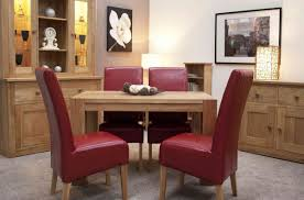 Red Dining Room Chairs Chair Red Dining Chairs Moeu0027s Home Collection Lusso Leather