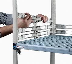 Metro MQLS24-2S Metromax Q Stackable Shelf Ledge