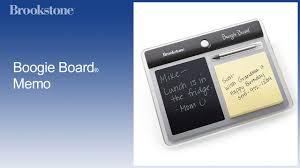 Brookstone Boogie Board Memo Boogie Board® Memo YouTube 2