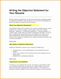 Opening Statement On Resume Examples Resume Opening Statement Examples Best Of Resume Statement Examples 21