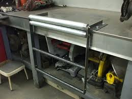 action sheet metal quad cam bastards homemade tools in action sheet metal brake