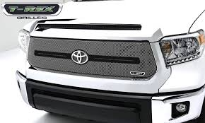 Toyota Tundra Sport Series, Formed Mesh, Main Grille With Logo Bar ...