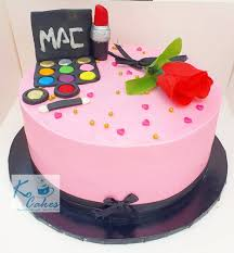 Let's get caked lashes & more ! Make Up Design Cake Ko Cakes Confectionery