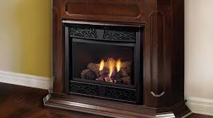 non vented propane fireplace gas fireplace direct vent propane fireplace efficiency