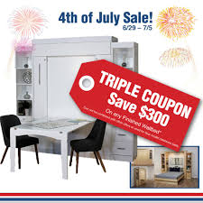 wallbeds n more 2018 4th of july special